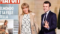 Madame Macron raconte son histoire d'amour dans Paris