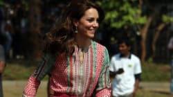 Il vestito di Kate? L'ha cucito una sarta che guadagna 3 sterline al