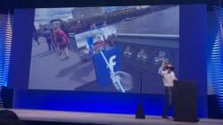 Facebook pense au futur lointain et ça ne ressemble à rien de ce que nous connaissons