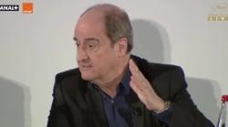 Pierre Lescure tacle