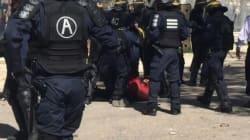 Manif anti loi Travail: Les images des débordements à Montpellier et