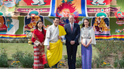 When U.K. Royalty Meets Bhutan