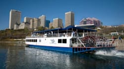Edmonton Queen Riverboat Up For