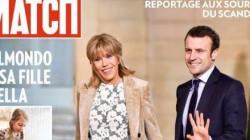 Macron sur son couple dans