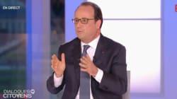 Les principales déclarations de Hollande lors des