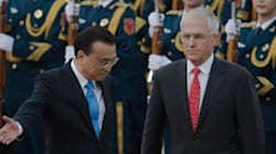 Why Turnbull Isn't Talking About Human Rights On His China