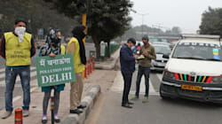 Over 500 Challaned In First Five Hours Of Odd-Even 2.0