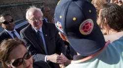 Sanders in Vaticano. Il Papa si smarca:
