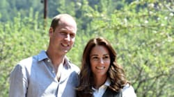 Will And Kate Hike The Himalayas To Reach Bhutan's Majestic