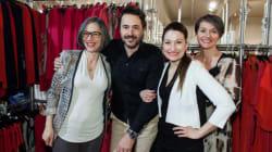 Styles de soirée: la Grande Braderie de Mode Québécoise en pleine effervescence