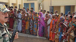 Second Phase Of Assembly Polls In West Bengal