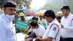 Over 678 People Challaned For Violating Odd-Even