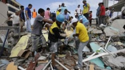 Séisme en Équateur: au moins 413 morts