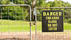 Bushwalkers At Risk Of Stray Bullets From Firing