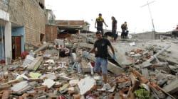 Le bilan après le séisme en Équateur ne cesse de