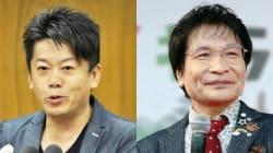 ホリエモンと尾木ママ、バラエティー番組自粛めぐり論戦【熊本地震】