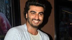 Arjun Kapoor Says He's Paranoid About Becoming Obese