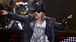 Il leader dei Guns n'Roses al microfono degli Ac/Dc: Axl Rose sostituisce