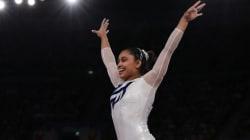 WATCH: Indian Gymnast Dipa Karmakar Shows Her Olympic