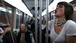 Quand un groupe tourne dans le métro de Montréal... sans permis