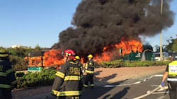 REPORT: Explosion Aboard Jerusalem Bus Leaves At Least 20