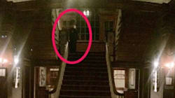 Guest At 'Shining' Hotel Spots Ghostly Figure In His