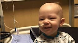 Dad Gets Political After Toddler With Cancer Exposed To