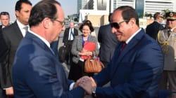 Hollande, al-Sisi e la nostra inutile