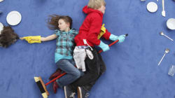 The Secret To Raising Kids Who Like Helping With