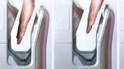 Those Speedy Jet Hand Dryers Have A