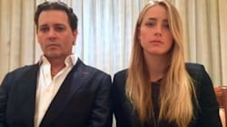 Johnny Depp And Amber Heard Apology Video: The Internet