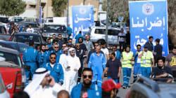 クウェートのストライキで原油生産が3分の1に 世界第7位の産油国