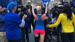 Amputée après les attentats en 2013, elle a terminé le marathon de