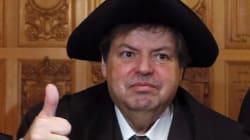 Mauril Bélanger devient porte-parole de la Marche pour la