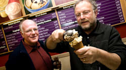 Ben & Jerry Arrested Protesting Money In
