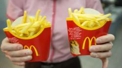 Découvrez le McDonald's qui offrira des frites à