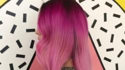Cheveux: voici comment porter des colorations excentriques au travail