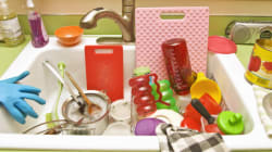 Hate Doing Chores? Clever Tricks From Organisation Experts To Make Life's Tasks Way Less