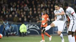 Regardez le but d'Ibrahimovic qui envoie le PSG au Stade de