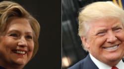 Trump e Clinton conquistano New York. Il magnate fa il pieno di