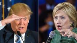 Per Clinton e Trump parte l'operazione