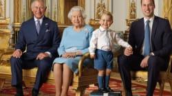 La foto ufficiale per i 90 anni della Regina dice più di mille parole sul piccolo