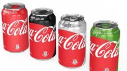 La Coca Cola Light e Zero cambiano colore per vendere di