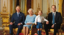 Prince George Steals The Spotlight On Commemorative