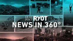 HuffPost RYOT: Luzes, câmera,