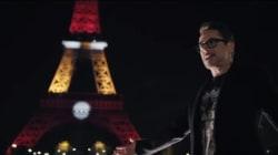 #TeamIronMan: Robert Downey Jr. ilumina a Torre Eiffel com as cores do Homem de
