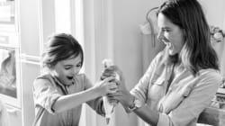 Alessandra Ambrosio et sa fille en vedette pour Michael Kors