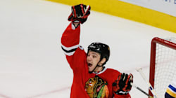 Blackhawks Forward Suspended For Yelling Gay