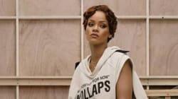 Rihanna dévoile sa version des parfaits bas pour Stance: sexy