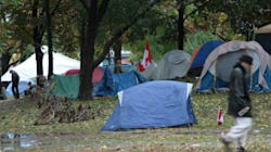 Occupy Toronto Park Repairs Could Cost
